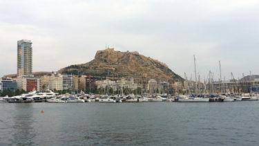 Blick auf den Monte Benacantil