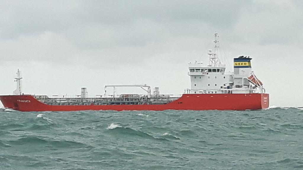 Cargoschiff