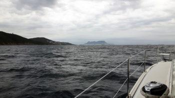 Gibraltar voraus