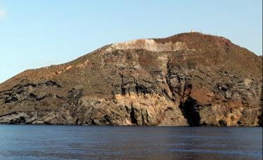 Küste vor dem Parque Natural Cabo de Gata-Nijar