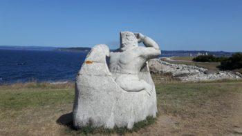 Hércules en la Nave de los Argonautas