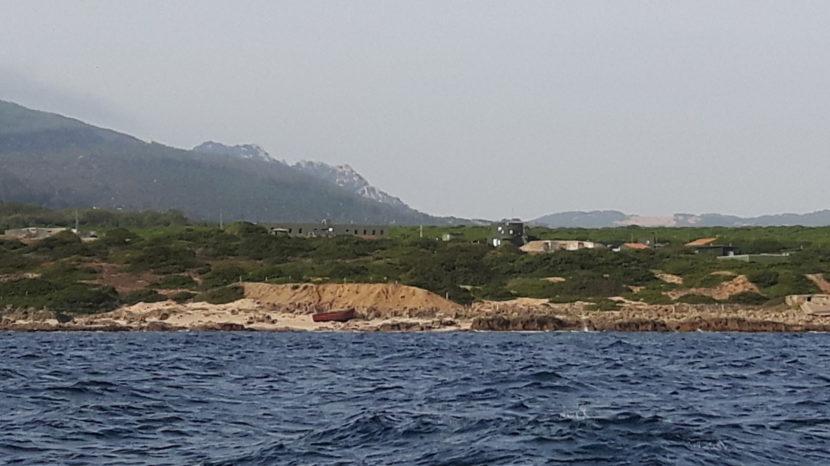 Küste am Punta Camarinal