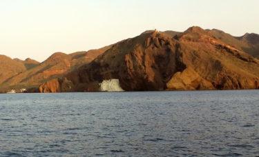 Vela Blanca am Cabo de Gata