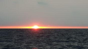Sonnenuntergang vor Tarifa