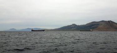 Verkehr vor Kap Maleas
