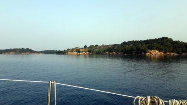 Bucht bei Porto Cheli