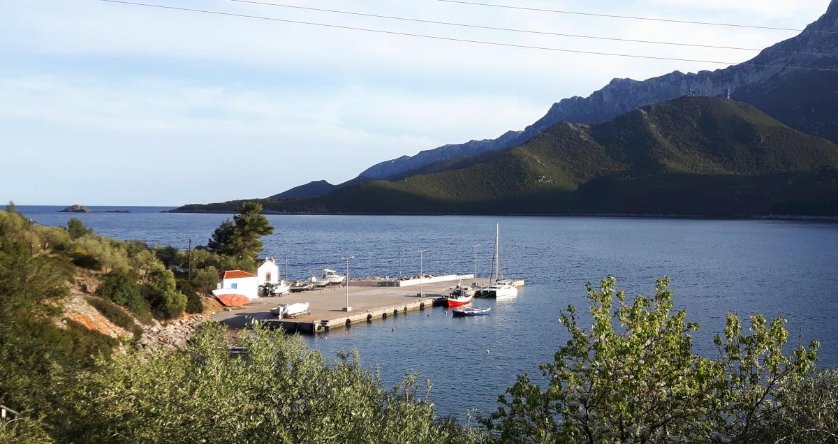 Pier von Kyparissi