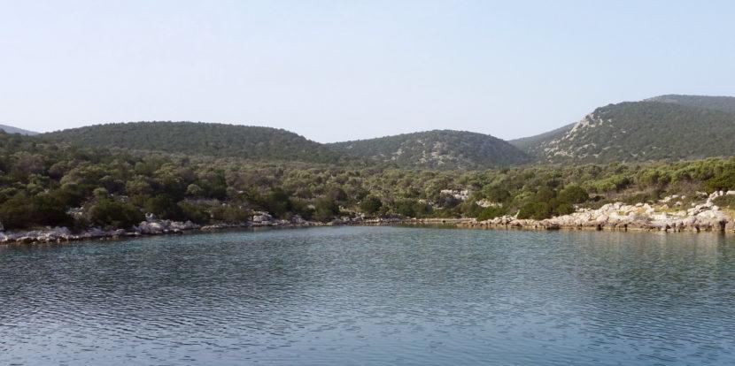 Skintos Bucht