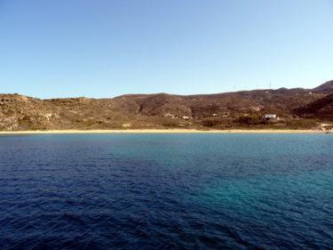 Bucht von Rivari