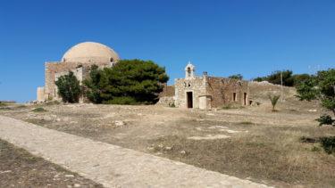 Fortezza Moschee + Kirche