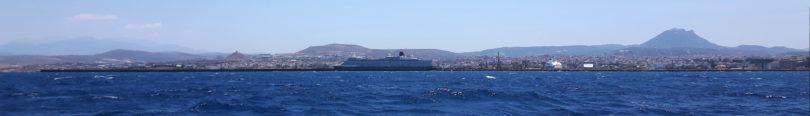 Hafenmole in Iraklio