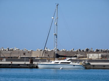In der Marina von Rethymno