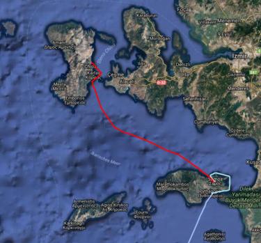 Vathy(Samos) - Chios