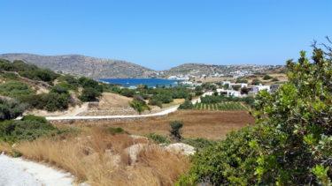 Bucht von Lipsi mit Meerkat