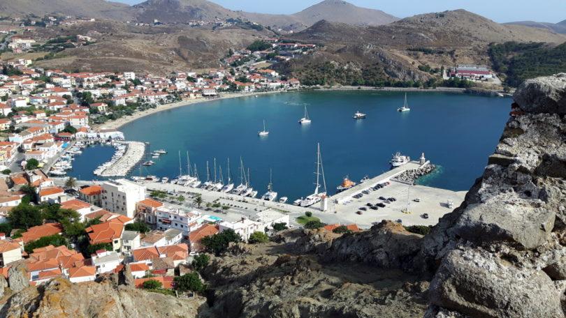 Bucht von Myrina