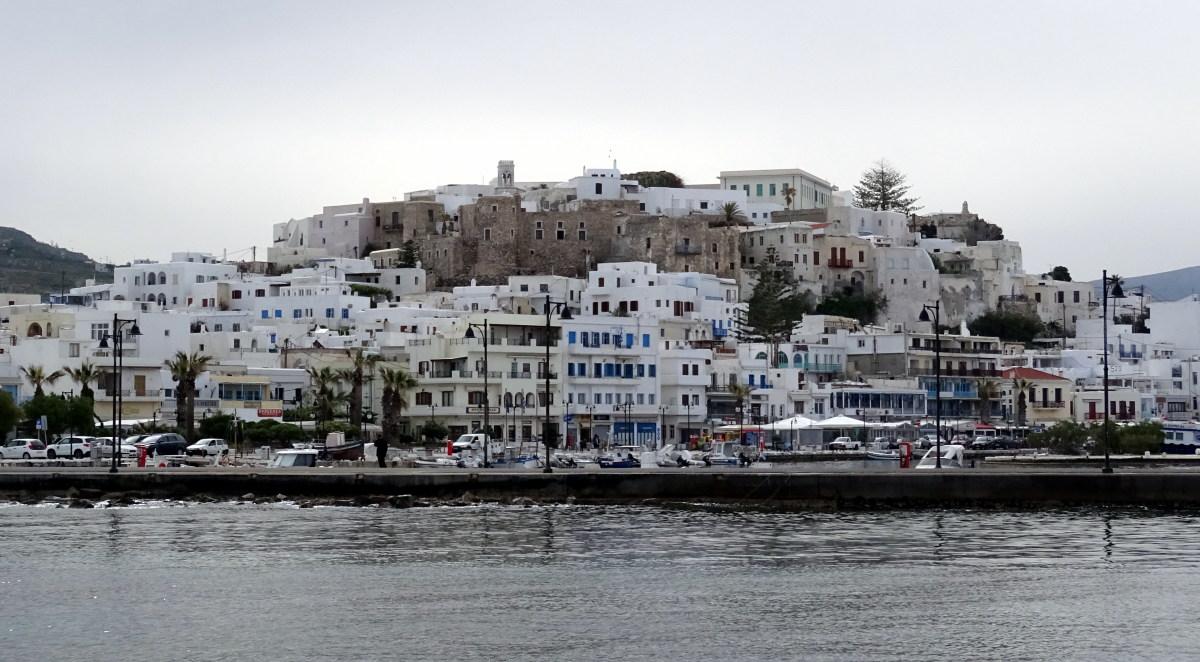 Altstadt von Naxos