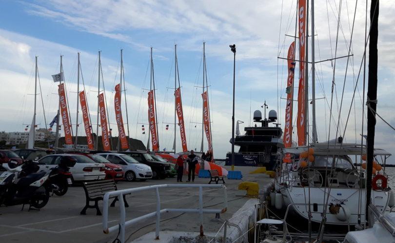 Flottille des Orange Cub