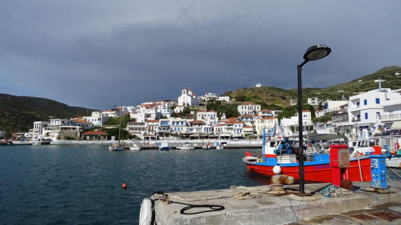 Hafen von Batsi