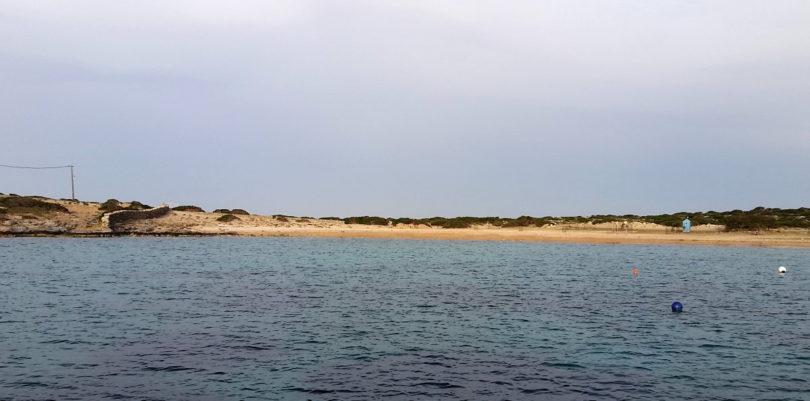 Bucht von Kalataritissa
