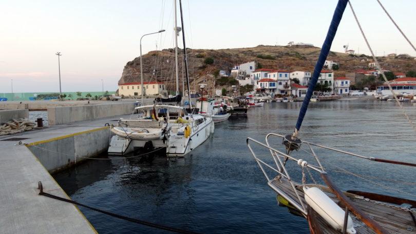 Meerkat in Agios Efstratios