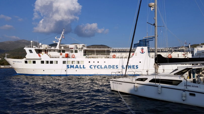 Small Cyclades Lines