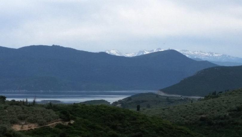 Bucht von Glyfa