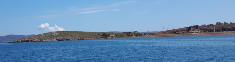 Bucht von Thoriko