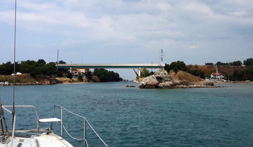 Kanal von Nea Potidea