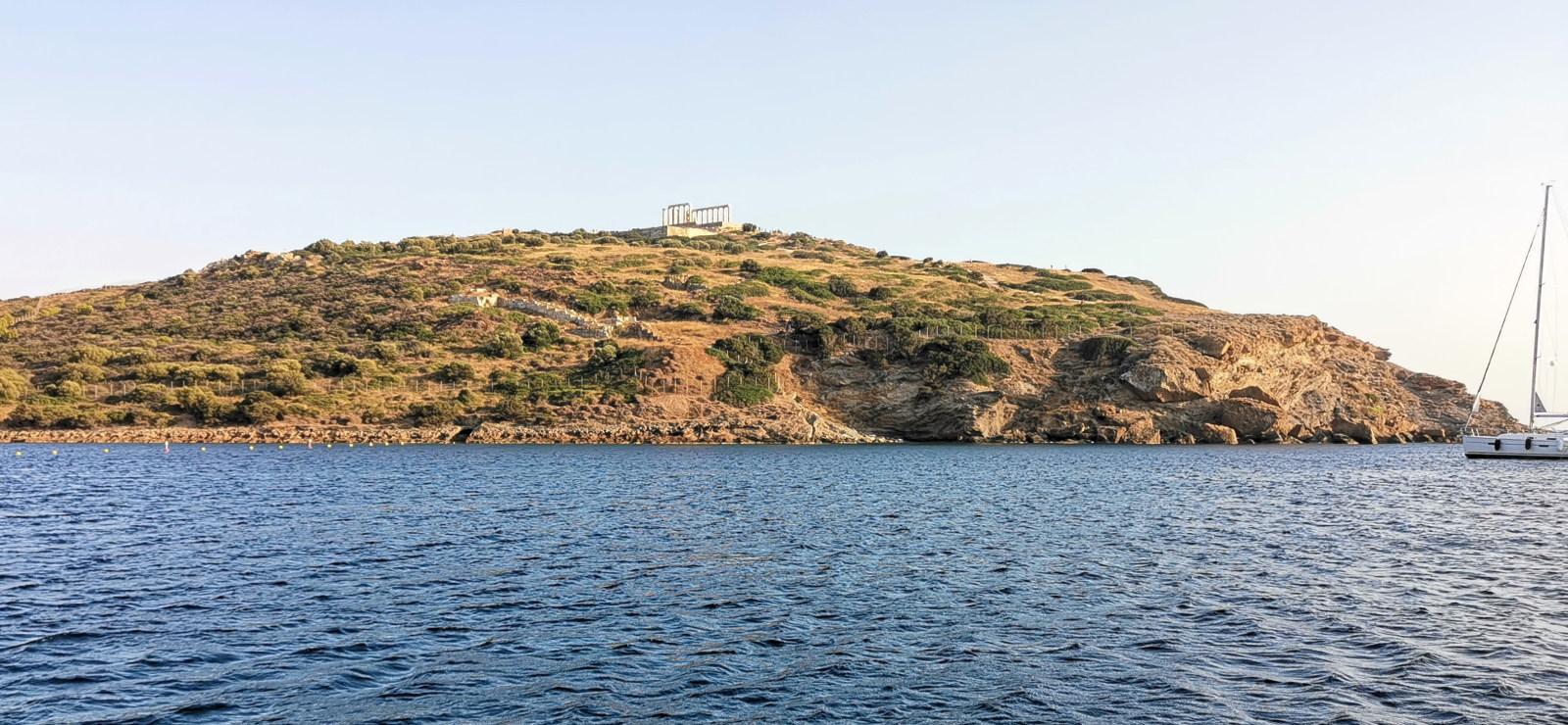 Poseidontempel bei Soúnio