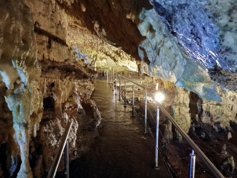 Höhle von Diros