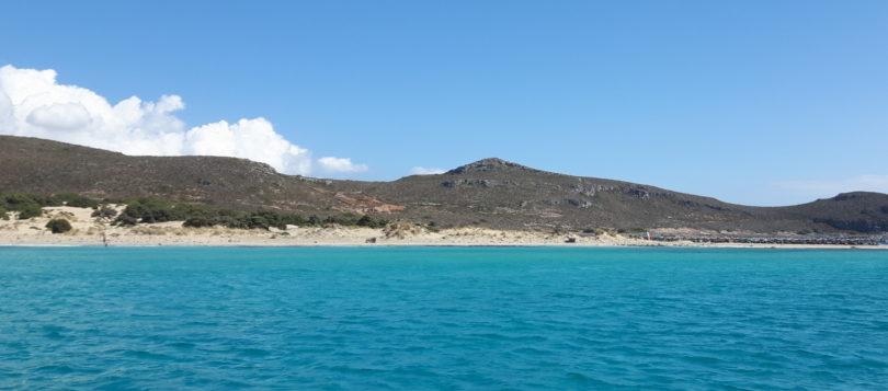 Bucht Sarakíniko auf Elafónisos
