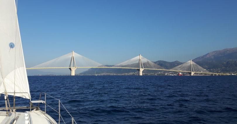 Brücke Río-Andírrio