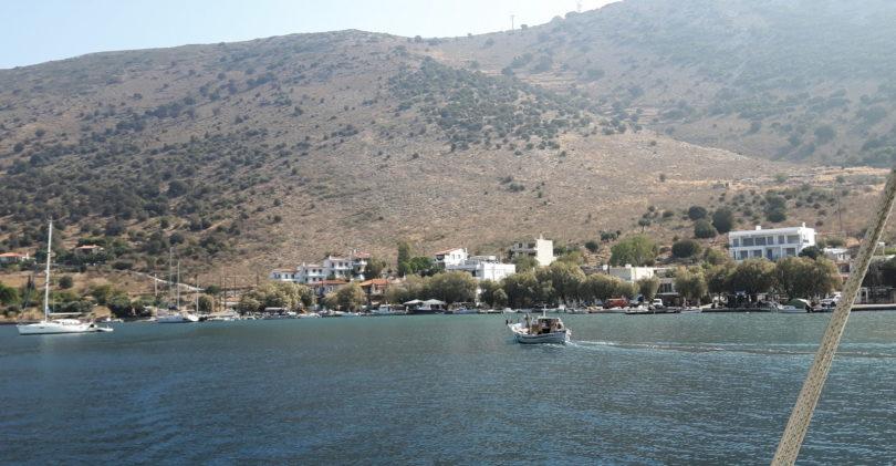 Bucht von Boúfalo